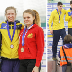 Janežič drugi v Španiji; Kladivarju dva naslova članskih prvakov