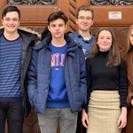 Kajuhovci med najboljšimi v državni v znanju nemščine
