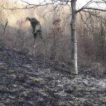 Opozorilo policije v zvezi s travniškimi požari
