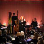 Vita Mavrič s koncertom Sprehod v Plesnem forumu Celje (foto, video)