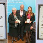 Za prizadevno delo v boju proti raku prejeli zlato in srebrno priznanje