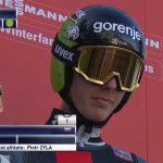 Timi Zajc z novim osebnim rekordom tik pod stopničkami
