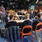 Celjski mladinski center odprl svoja vrata solidarnosti (foto, video)