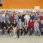 Mladi za Celje: raziskovalci Srednje šole za kemijo, elektrotehniko in računalništvo dosegli izjemen uspeh