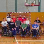 V Celju se ustanavlja prvi slovenski rokometni klub paraplegikov