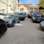 Parkiranje za Rimljanko bo odslej prepovedano