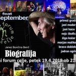 Velikan slovenske glasbene scene Janez Bončina – Benč prihaja v Plesni forum Celje – ponujamo cenejše vstopnice