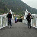 Odprtje nove kolesarske brvi na relaciji Celje – Laško (foto, video)