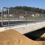 Nov most čez Koprivnico odprt za promet (foto)