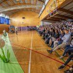Komisiji Mladi za Celje in Osnovni šoli Hudinja priznanje Zveze za tehnično kulturo Slovenije