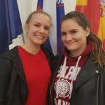 Državna prvakinja v znanju španščine na Gimnaziji Lava