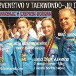 Hyongovci s kopico medalj s svetovnega prvenstva