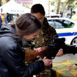 Predstavitev obrambno-varnostno-reševalne strukture pritegnila veliko zanimanja (foto)