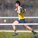 Mladi celjski tekač, ki že sedaj zmaguje v članski konkurenci