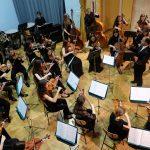 Pomladni koncert Mladinskega godalnega orkestra Glasbene šole Celje (foto)