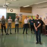 Učenci OŠ Frana Kranjca dobili obisk iz ZDA