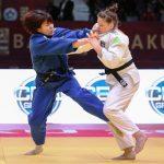 Dve medalji judoistk ob Kaspijskem jezeru