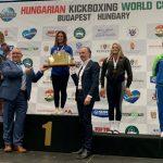 Celjski kickbokserji uspešni v Budimpešti