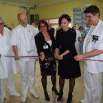 V SB Celje namenu slovesno predali nov koronarograf in angiograf