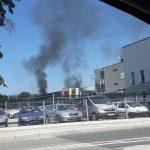 Poročilo Policijske uprave Celje: ponedeljek, 1. 7. 2019 (podrobneje o požaru in eksploziji v Celju)