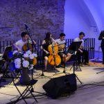 Literarno-glasbeni večer Gimnazije Lava pospremljen s stoječimi ovacijami