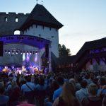 Festival Celjski grad: Siddharta poskrbela za nepozabno glasbeno popotovanje (foto, video)
