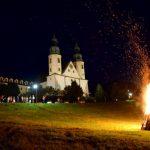 Dom sv. Jožefa gostil kresovanje ob dnevu državnosti s Prifarskimi muzikanti (foto, video)