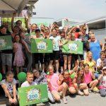 Osnovnošolci zbrali drugo največjo količino odpadnega papirja v 21-letni zgodovini akcije (foto)