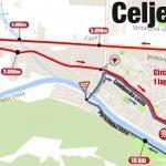 Vse o trasi 2. etape dirke Po Sloveniji Maribor-Celje na Celjskem