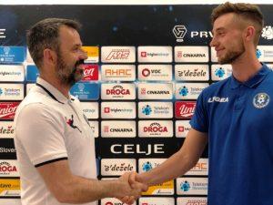Dušan Kosić in Jakob Novak