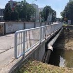 Zaradi rekonstrukcije mostu v Trnovljah začasna popolna zapora prometa