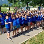 Petošolci nagrajeni za opravljen kolesarski izpit