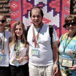 Bronasta ekipna in individualna medalja za matematike z GCC na mednarodnem tekmovanju