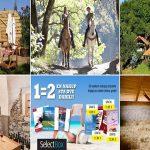 Slovenske domačije in turistične kmetije vabijo v goste