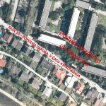 Dvodnevna zapora na Trubarjevi ulici