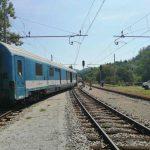Iztiril potniški vlak. Železniški promet na relaciji Celje – Zidani Most ustavljen (foto)