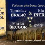 Vabimo na največji poletni dalmatinski spektakel v Celju: Marko Škugor in gostje (video)