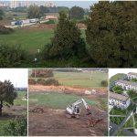 Novo Dečkovo naselje že pred začetkom gradnje razburja občane (foto)
