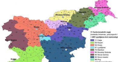 Bodo Celje, Posavje, Kozjansko in Obsotelje združeni kot Južno Štajerska pokrajina?