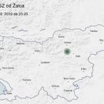 Potres v bližini Žalca
