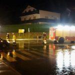Neurje v Laškem, Preboldu in Rogatcu: zalite ceste, kleti in gasilski dom, več manjših plazov