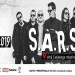 Celjski mladinski center pripravlja najbolj nori koncert v letu. Prihaja S.A.R.S.