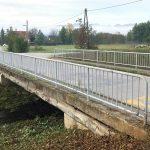 Začela se je gradnja novega mostu čez Koprivnico