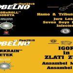 """Vabimo na GrobelnoFest 2019: petkov """"Oberkrain"""" in sobotni  """"GrobnRoll""""- ponujamo cenejše vstopnice"""