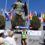 Celjski športni teden: uspešna ultramaratonka, zmaga samo še za košarkarice in Šampion