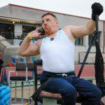 Paraplegiki uspešni na ljubljanskem tartanu