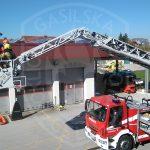 Celjski poklicni gasilci lani z več intervencijami: velik porast prometnih nesreč, upad požarov