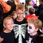 Celjski mladinski center je poskrbel za najbolj grozljivo zabavo za najmlajše (foto, video)