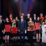 Nagrada za življenjsko delo na področju osnovnega šolstva Marjani Kolenko
