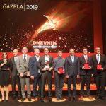 Regijska Gazela 2019 postalo žalsko podjetje Dafra KT